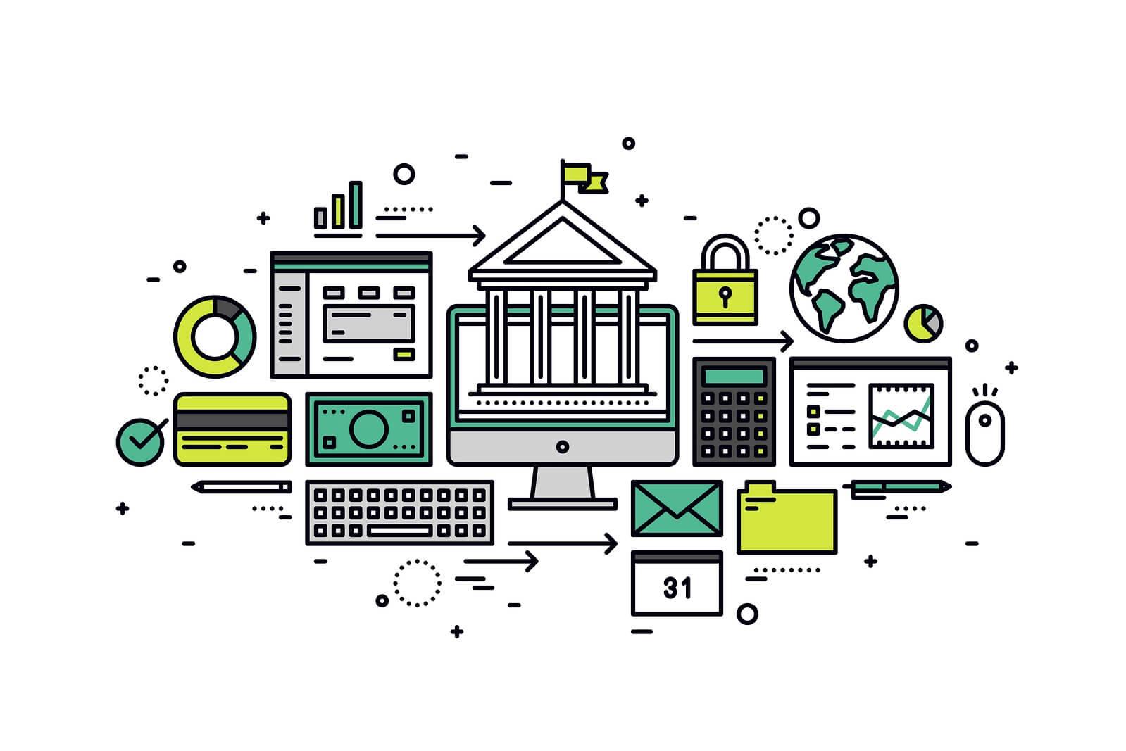 سیستم حسابداری یکپارچه
